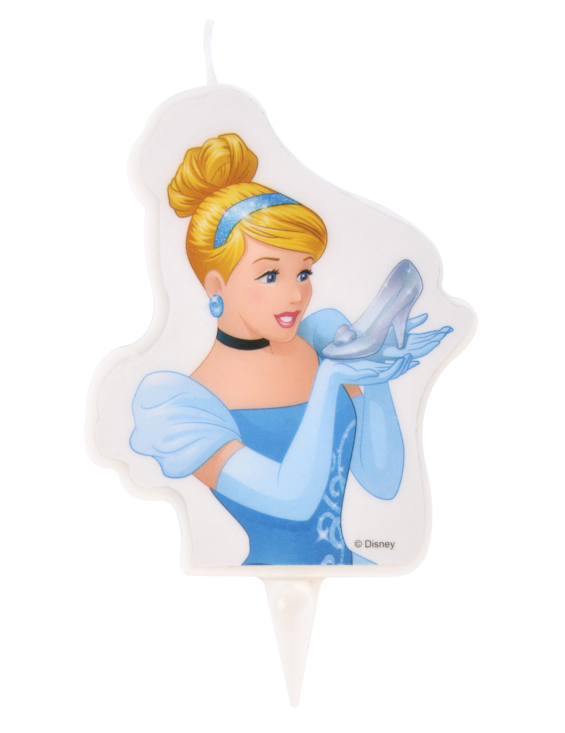 Bougie Princesse Cendrillon