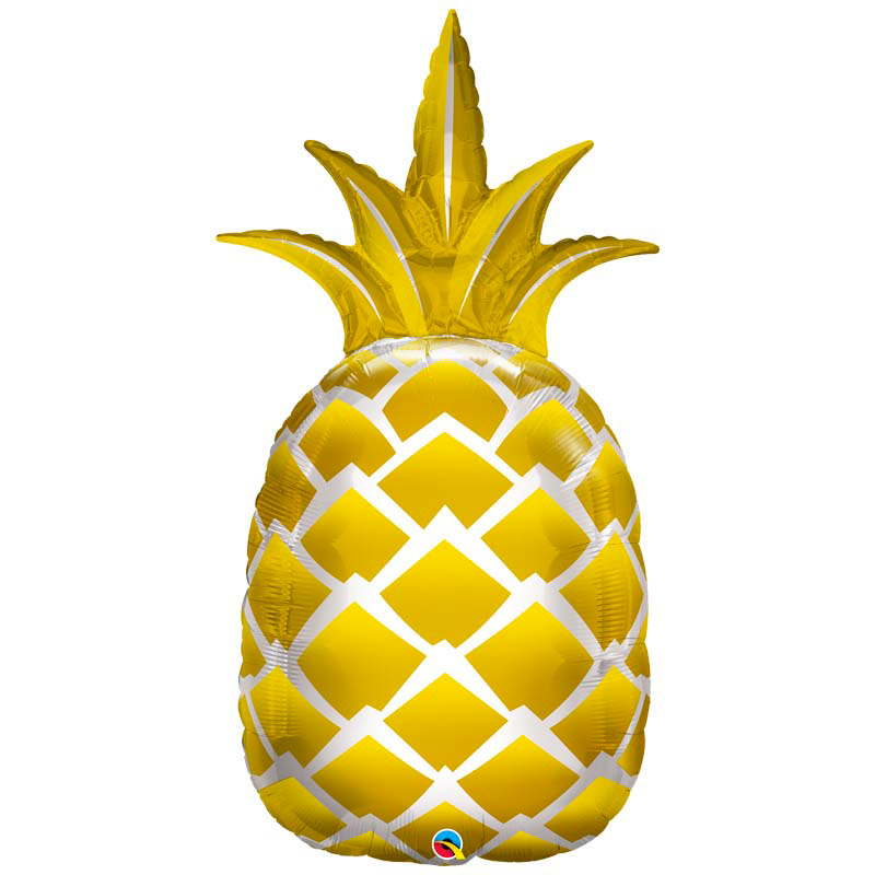 Ballon Golden Ananas
