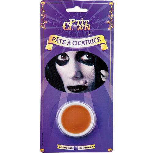 P te cicatrice ballons gogo - Maquillage halloween cicatrice ...