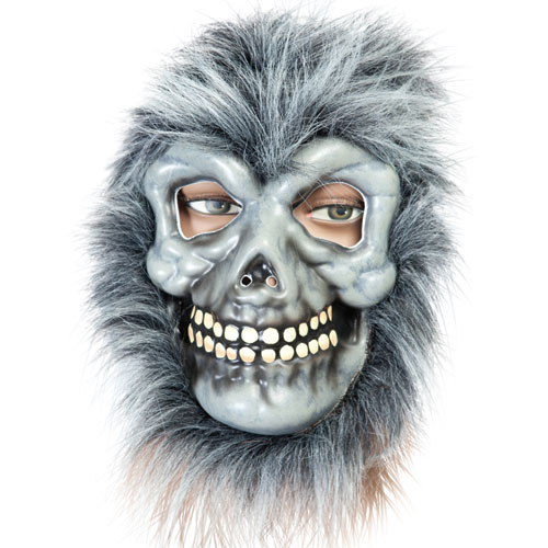 masque eva avec t te de mort adulte halloween ballons gogo. Black Bedroom Furniture Sets. Home Design Ideas