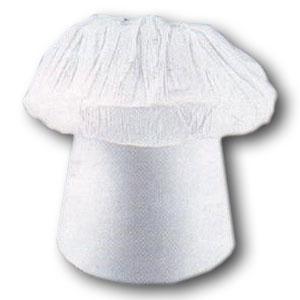 Descriptif chapeau cuisinier carton ballons gogo for Cuisinier chapeau noir