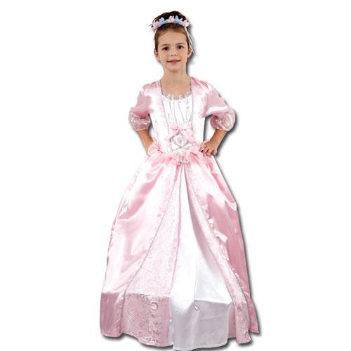 robe de princesse rose fille 8 10 ans d guisement anne sophia souza pictures to pin on pinterest. Black Bedroom Furniture Sets. Home Design Ideas