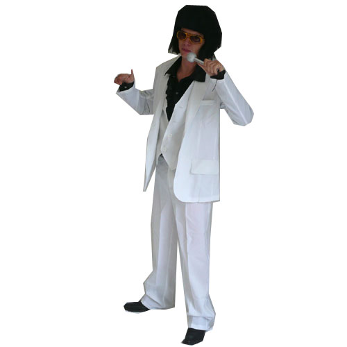 d guisement elvis presley costume blanc homme ballons gogo. Black Bedroom Furniture Sets. Home Design Ideas