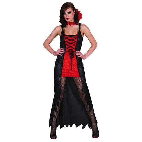 D guisement vampiresse luxe femme taille l xl l xl - Deguisement nouvel an ...
