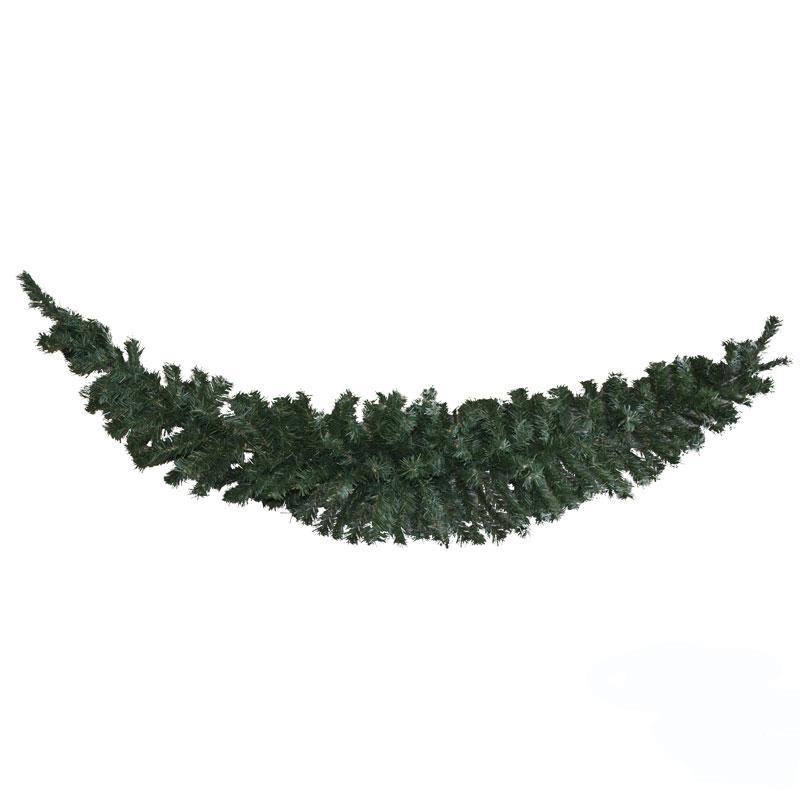 Guirlande branche de sapin noble taille s ebay - Guirlande branche de sapin ...