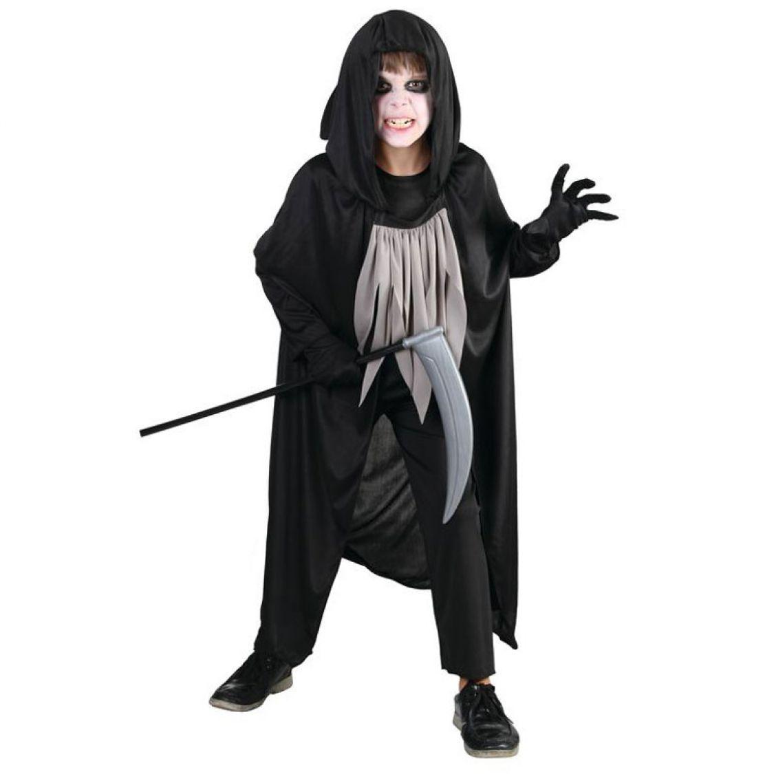 D guisement enfant faucheuse - Deguisement halloween enfant ...