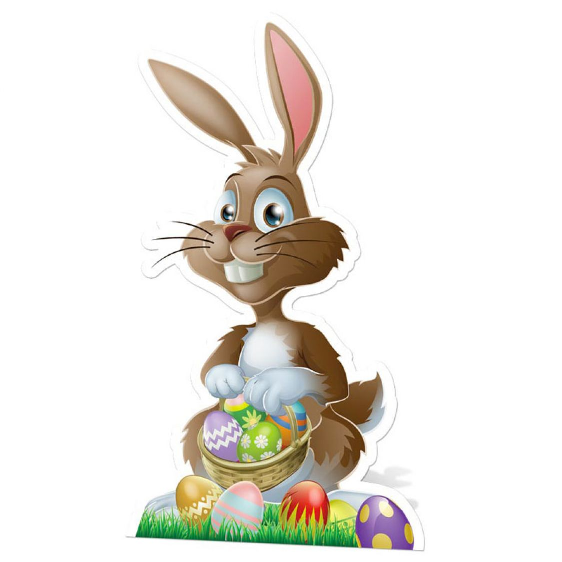 Figurine Lapin Paques