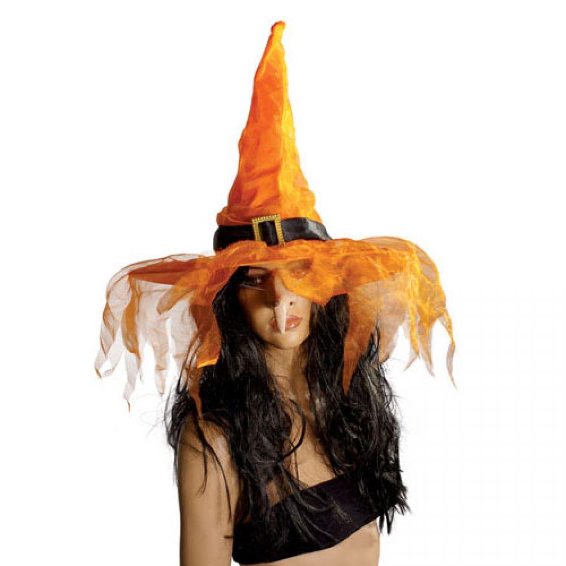 chapeau de sorci re pour d guisement d 39 halloween. Black Bedroom Furniture Sets. Home Design Ideas
