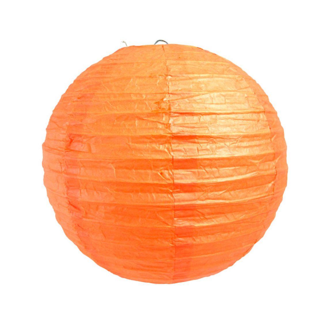 lanterne japonaise orange. Black Bedroom Furniture Sets. Home Design Ideas