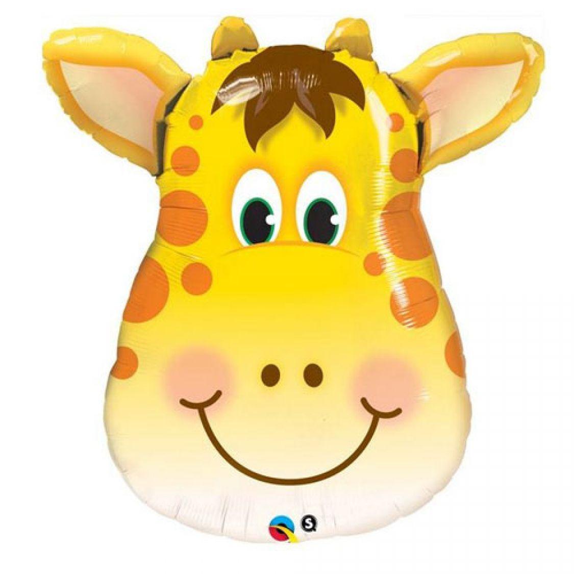 Ballon Tête De Girafe