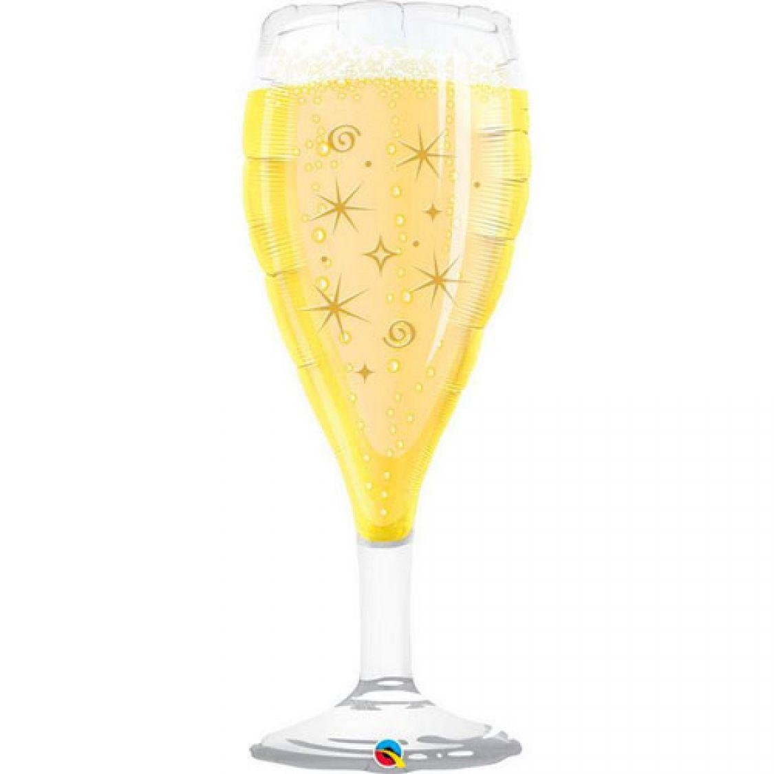 ballon flute de champagne. Black Bedroom Furniture Sets. Home Design Ideas