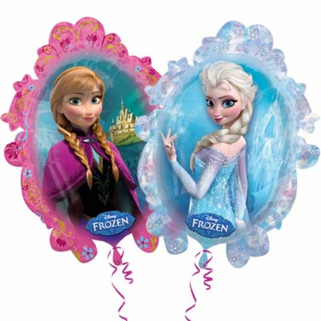 Ballon reine des neige - Regarder la reine des neige ...