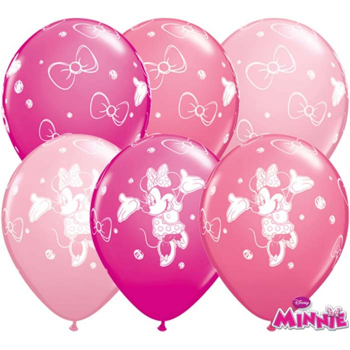 Ballon Minnie Latex