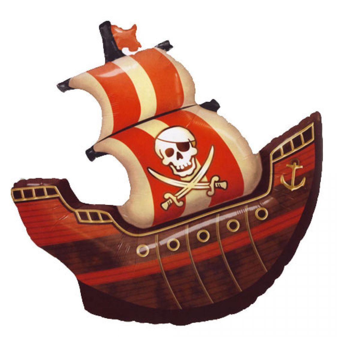Ballon bateau pirate - Image bateau pirate ...