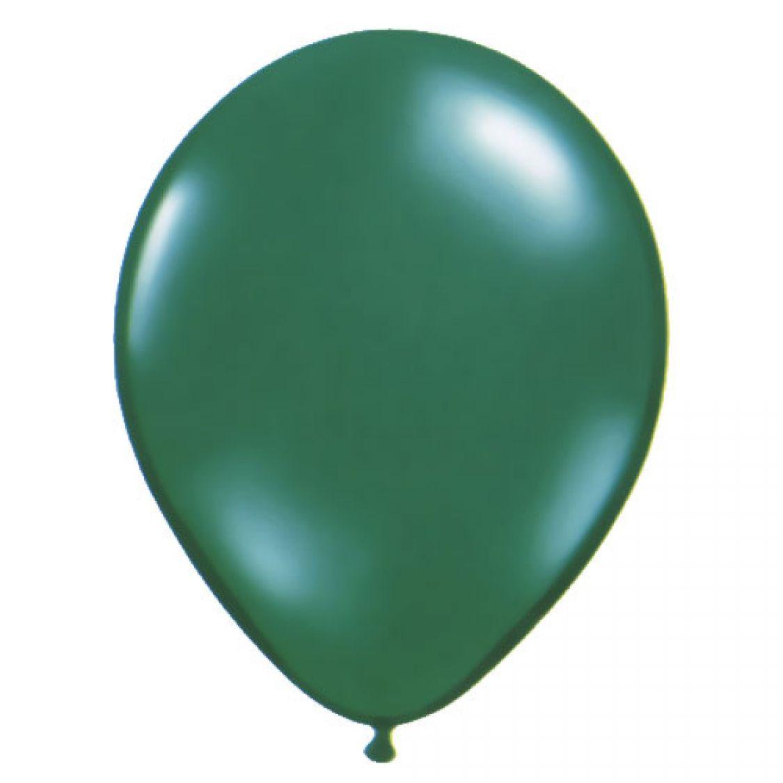 Ballon vert emeraude cristal emerald green - Vert emeraude couleur ...