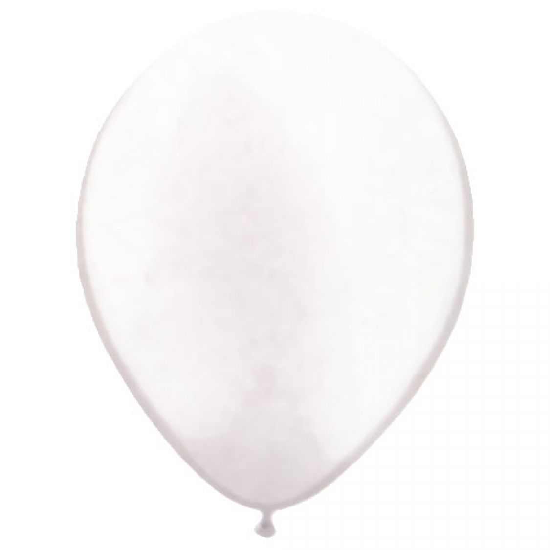 Ballon blanc perl pearl white - Couleur blanc perle ...