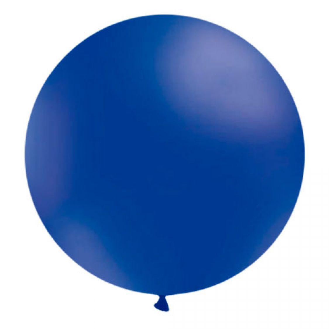 Ballon Bleu Marine