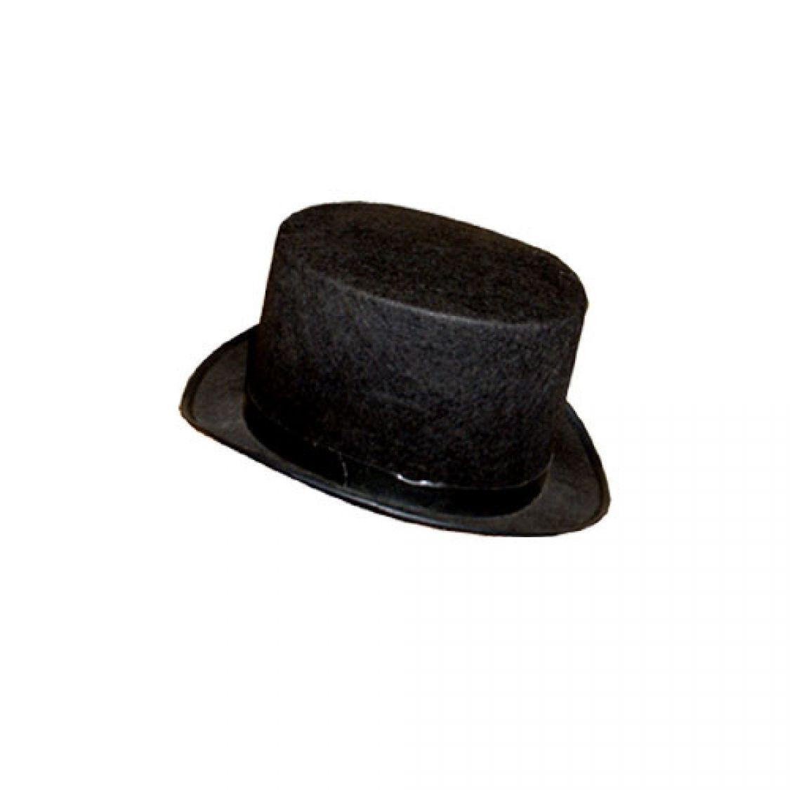 haut de forme ptitc chapeau haut de forme noir gm. Black Bedroom Furniture Sets. Home Design Ideas