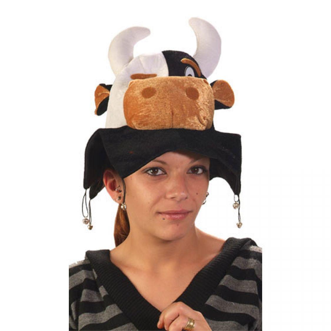 feutre tissus ptitc chapeau velour t te de vache avec bruitage. Black Bedroom Furniture Sets. Home Design Ideas