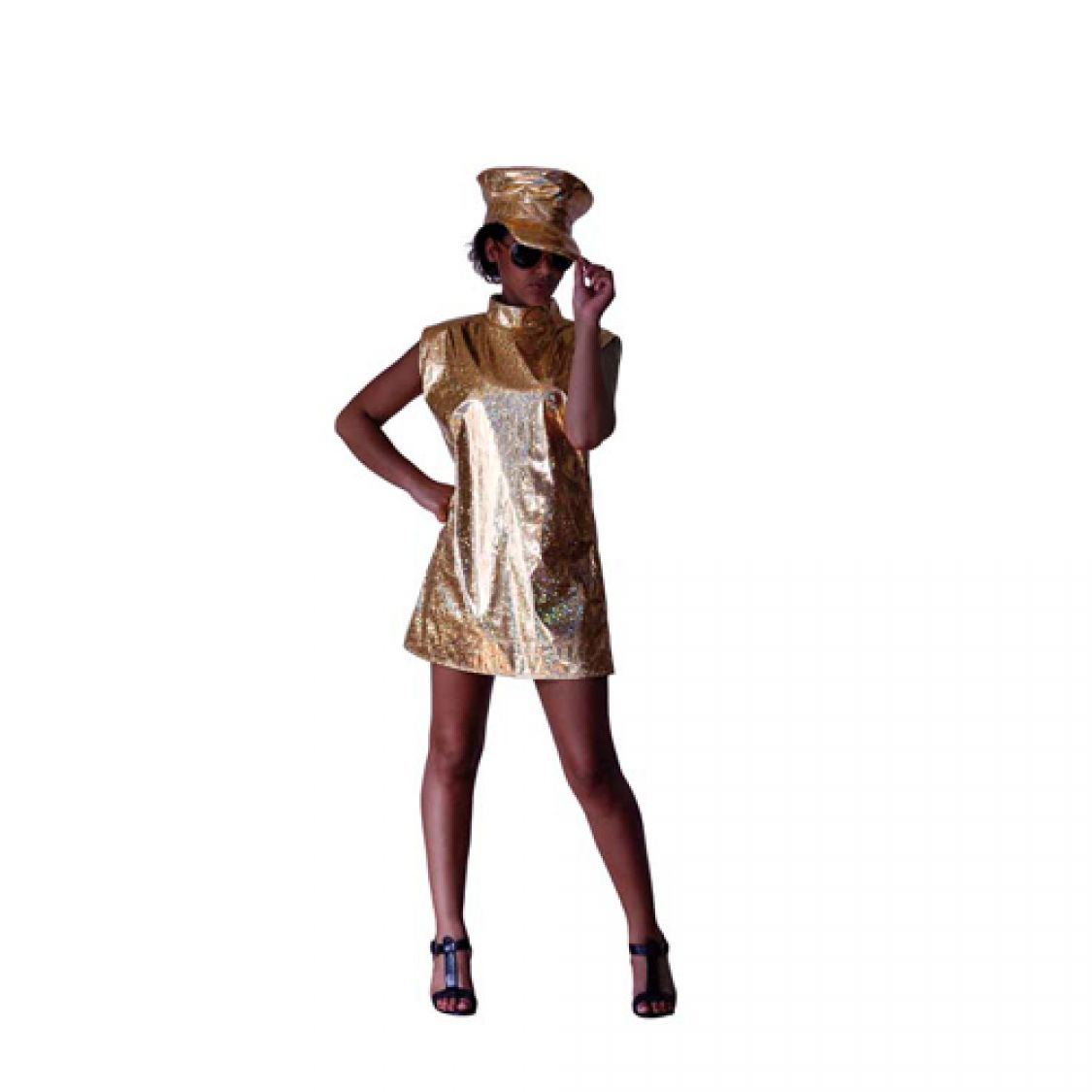 d guisement disco femme robe 70. Black Bedroom Furniture Sets. Home Design Ideas