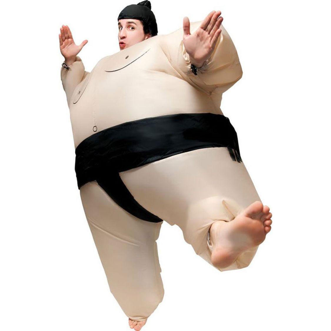D 233 guisement sumo gonflable adulte