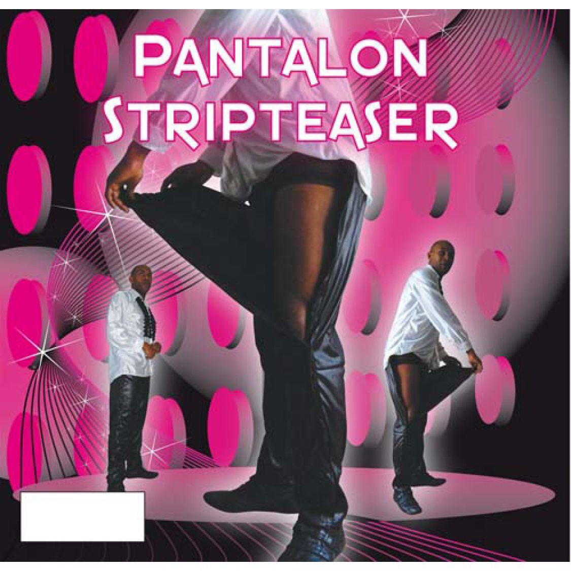 Déguisement Déguisement Pantalon Stripteaseur Homme Pantalon 40naqz