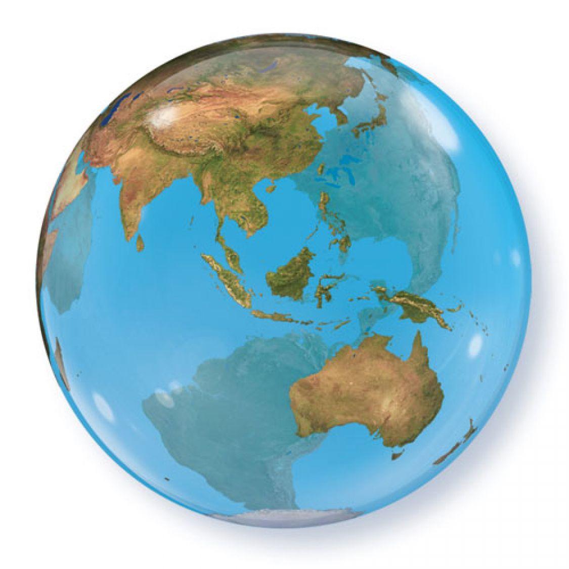 Ballon Bubble Plan 232 Te Terre