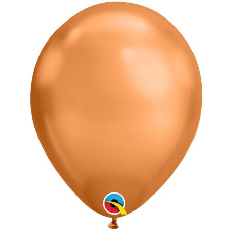 Ballon Chrome Qualatex Cuivre