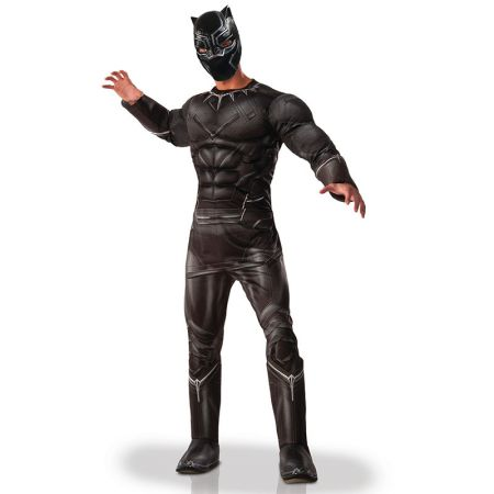 Déguisement Black Panther adulte