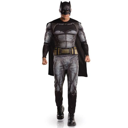 Déguisement Batman Gris adulte