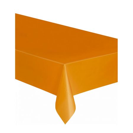 Nappe rectangle Orange