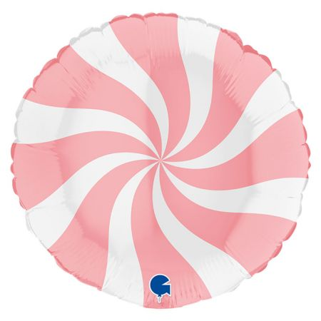 Ballon Candy Swirl coloris Matte