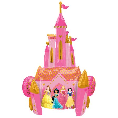 Ballon Chateau Princesses