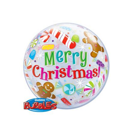 Ballon Bubble Christmas