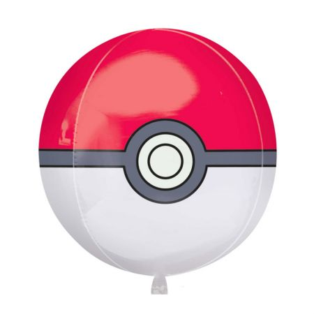 Ballon Pokeball Spherique