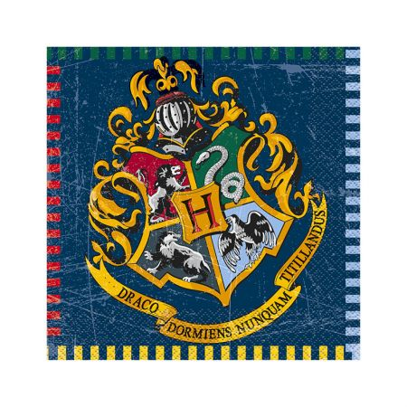 Serviette jetable Harry Potter