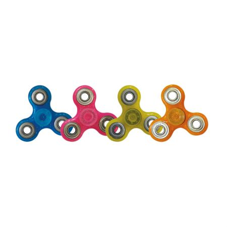 Spinner Fluo Paillettes