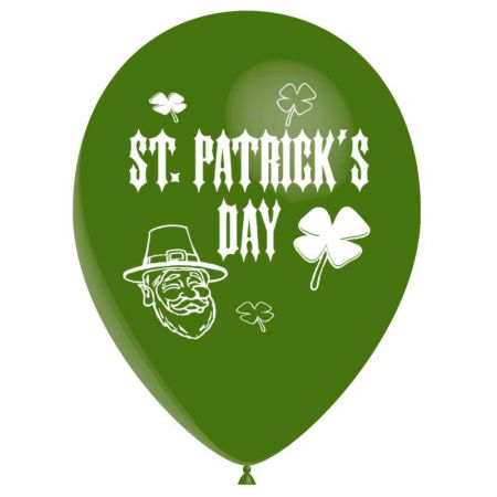 Ballon St Patrick Day