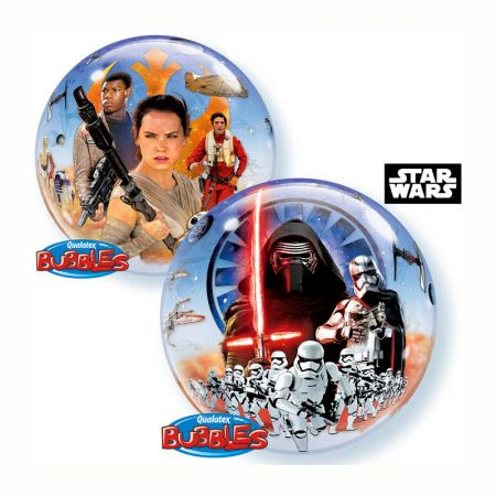 Ballon Force Awakens Bubble