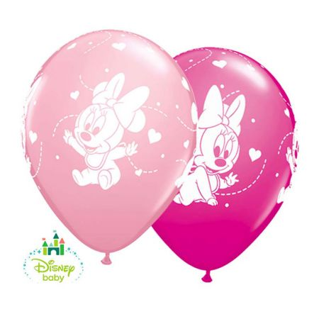 Ballon Minnie Baby Latex