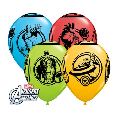 Ballon Avengers Latex
