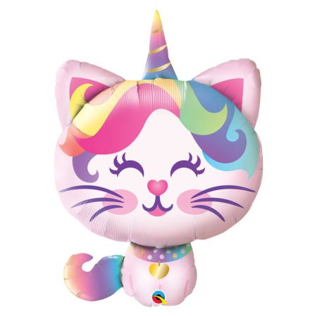 Ballon Mylar Caticorn