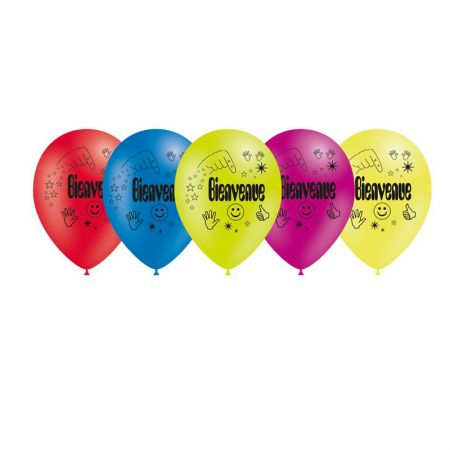 Ballon Bienvenue Assortis