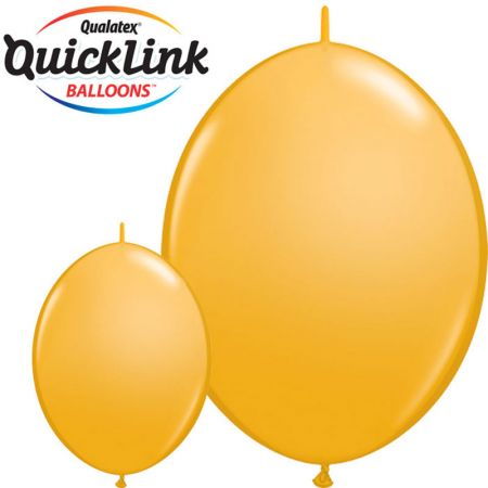 Ballon Quicklink Goldenrod