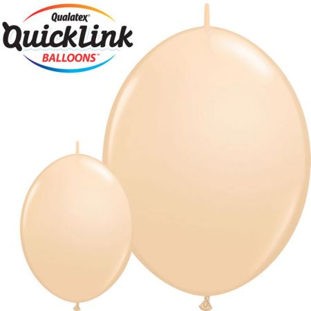 Ballon Quicklink Beige (Blush)