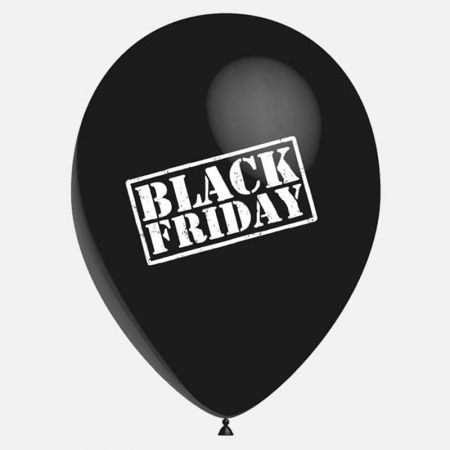 Ballon Black Friday par 50