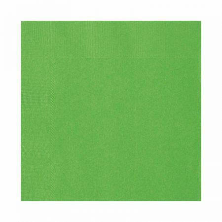 Serviette de table papier Vert Citron