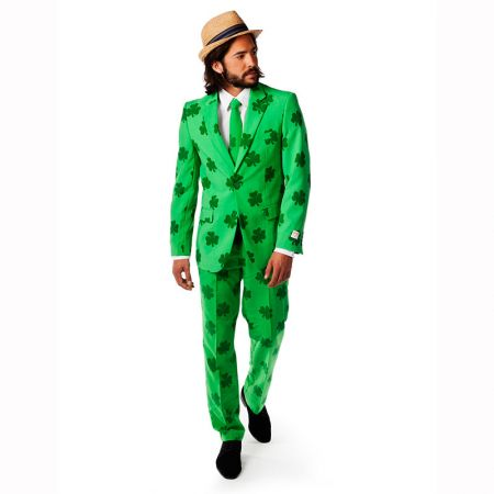 Costume Mr Lucky St Patrick homme