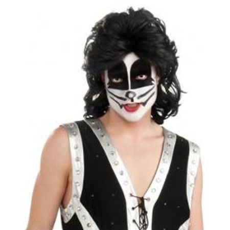 Perruque Kiss Catman adulte