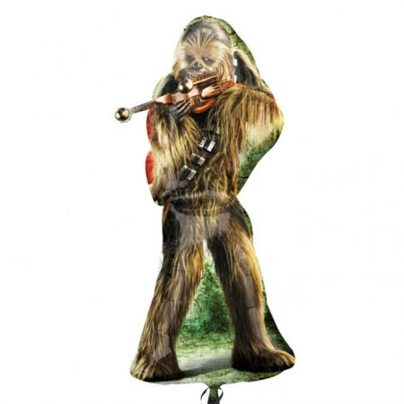 Ballon Chewbacca Star Wars Mylar